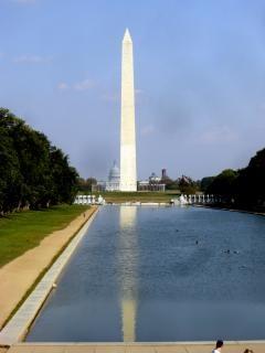 Washington DC, lugares de interés turístico, famoso obelisco,