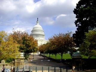 Washington DC famosos, famosos, la capital
