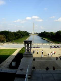 Washington DC, lugares de interés turístico, el otoño