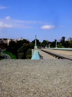 Washington DC, lugares de interés turístico, el puente de la CC,