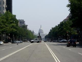 Washington DC, lugares de interés turístico, la cúpula, famoso