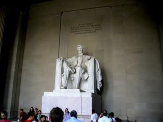 Washington DC, lugares de interés turístico, la estatua