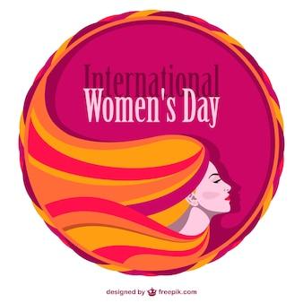 Vector día de la mujer