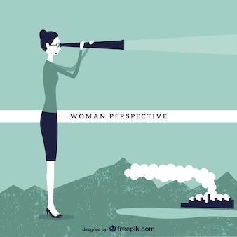 Punto de vista femenino