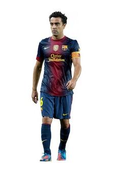 Xavi Barcelona La Liga
