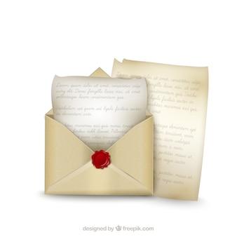 Antica lettera
