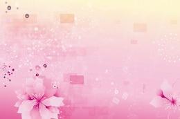 astratto fiori rosa