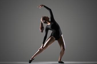 Bella formazione del ballerino