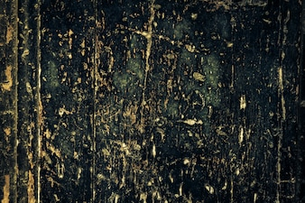 Bella vecchia antica scuro in legno di legno Verde Contesto Sfondo Contesto. Spazio di copia.