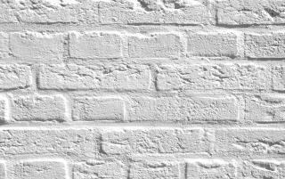 Bianco mattoni closeup