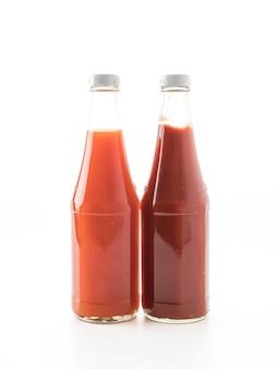Bottiglia di salsa