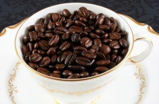 Caffè arrosto ricco