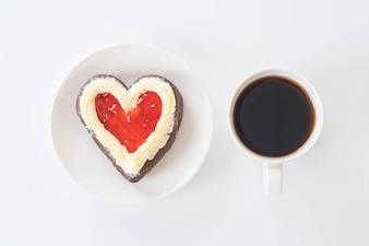 Caffè e ciambelle