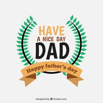 Card per i padri giorno