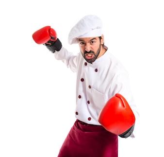 Pugile foto e vettori gratis - Chef titanium con voz ...