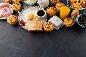 Cibo per la colazione