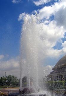 Cielo fontana alta