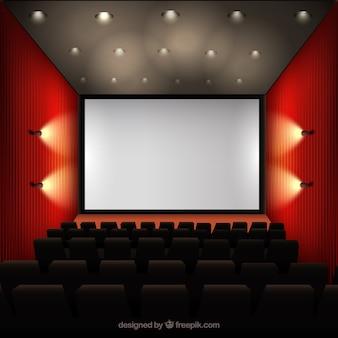 Cinema interior