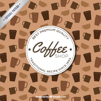 Coffee shop modello