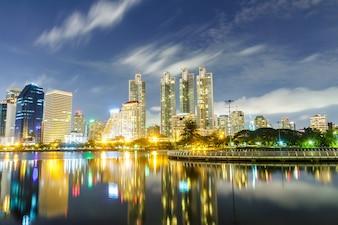 Colpo di notte di Bangkok