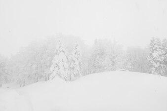 Corsa esterna Snow Hill freddo