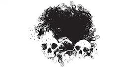 Disegni cranio gratuito