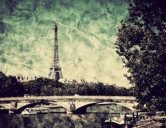 Disegno di Parigi