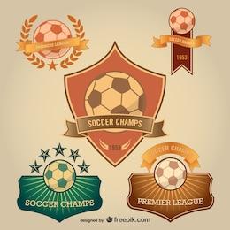 Distintivi calcio gratuiti per il download