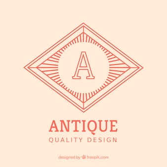 Distintivo Antique