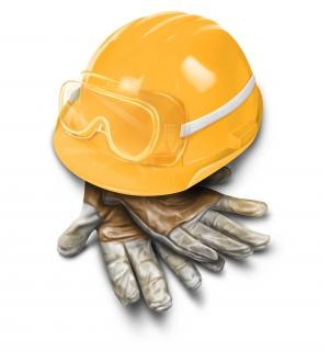 Dotazioni di sicurezza sul lavoro