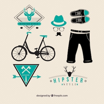Elementi Hipster
