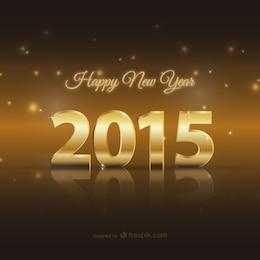 Felice 2015 golden card