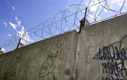 filo muro spinato, militare