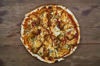 Formaggio gourmet food origano mangiare