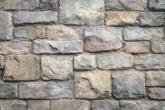 Fortezza esterno brown cemento che circonda