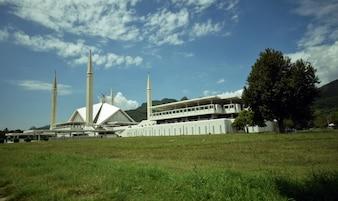 Giardino Faisal Mosque