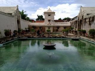 Java castello d'acqua