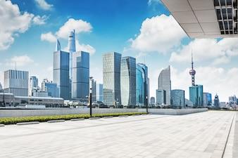 La tecnologia fiume Huangpu mattoni cina - acqua Asia Orientale