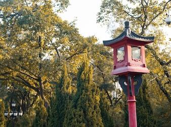 Stile cinese foto e vettori gratis for Casa tradizionale cinese