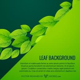 Leaf modificabile Sfondo