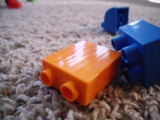 Lego mondo