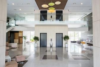 Lobby di condominio