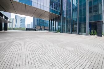 Luce urbana struttura meeting alto