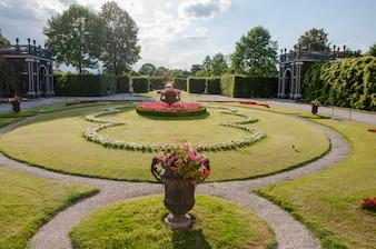 Magnifico giardino di antoniette marie