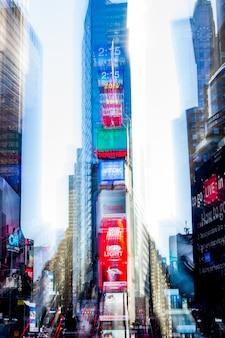 Manhattan architettura di marca tempi di costruzione