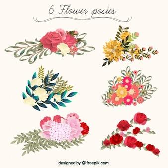 Mazzolini di fiori