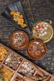 Medicina alle erbe cinesi