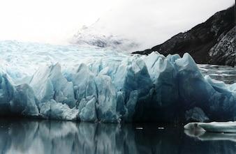Montagna di ghiaccio