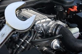 Motore berretto nero coppia di sport