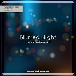 Offuscata notte sfondo design